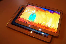 Samsung Galaxy Note 10.1, 2014 Edition.