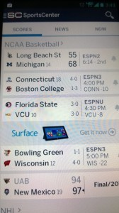 Better TV info should help with college games