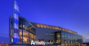 Amway Center outside shot. Credit: Amway Center