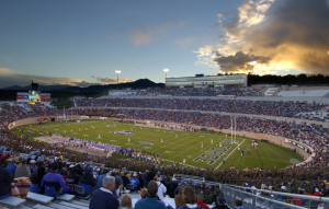 Falcon Stadium, Air Force Academy