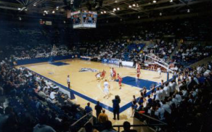 Clune Arena, Air Force Academy