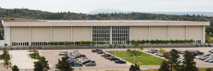 Cadet Field House, Air Force Academy