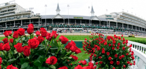 The iconic twin spires of Churchill Downs, home of the Kentucky Derby. Credit all photos: Churchill Downs