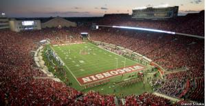 Camp Randall Stadium, University of Wisconsin. Credit: David Stluka/UW
