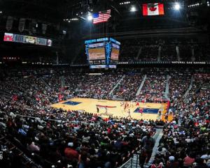 Philips Arena. Credit: Atlanta Hawks.