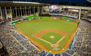 Marlins Park. Credit all photos: Miami Marlins.