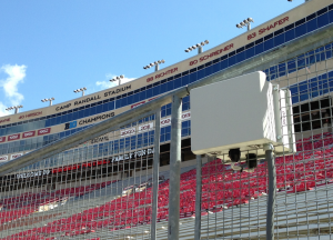 Wi-Fi access point at Camp Randall Stadium. Credit: University of Wisconsin