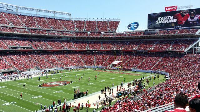 live stadium