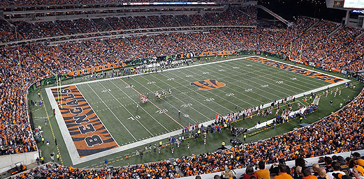 bengals tap extreme for wi fi te connectivity for das at paul brown