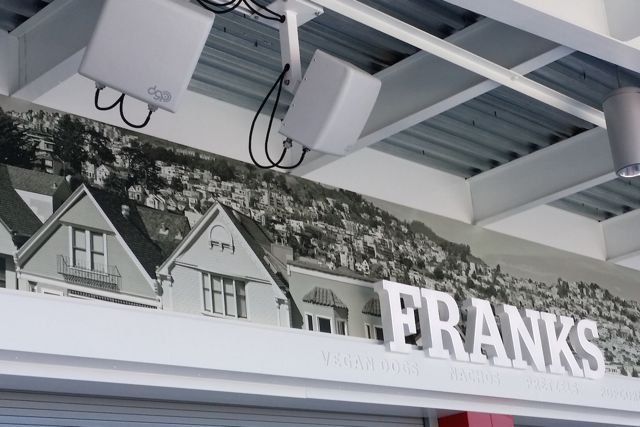 Levis Stadium Capacity >> Stadium Tech Report: DAS Group Professionals makes a name ...