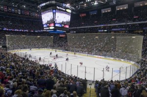 Hockey at Nationwide Arena