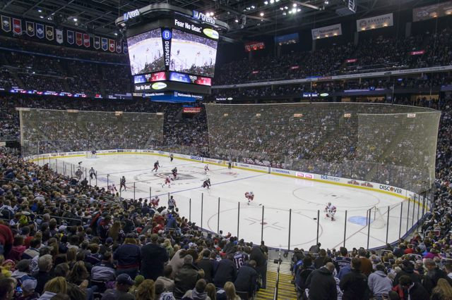 Blue Jackets Arena