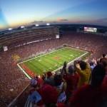 Memorial Stadium, University of Nebraska. Credit all photos: University of Nebraska.