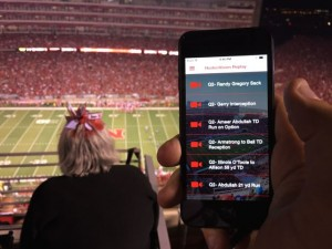 Some additional replay options in the Husker app