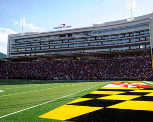 Capital One Field at Byrd Stadium