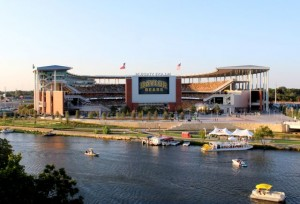 McLane Stadium - Opening Game Day vs SMU
