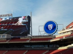 Levi's Stadium ready for the Pac-12 championship game