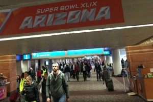 Sky Harbor Airport: Ready for Super XLIX