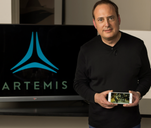 Artemis Networks founder Steve Perlman. Credit all photos: Artemis Networks