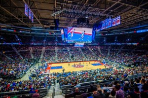 The Palace at Auburn Hills. Credit all photos, Palace at Auburn Hills (click on any photo for a larger image).