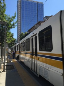 Light rail is just a block away, good news for fans who don't want to drive to games.