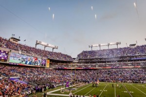 M&T Bank Stadium. All photos: Baltimore Ravens (click on any photo for a larger image)