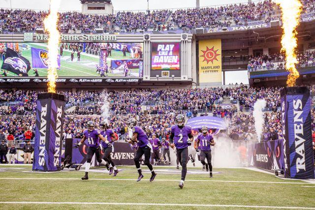 Baltimore Ravens Pick Extreme Networks For M T Bank Stadium Wi Fi