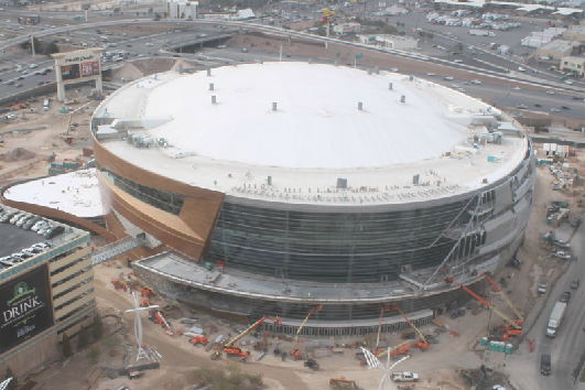 T-Mobile buys naming rights to new MGM/AEG Las Vegas arena