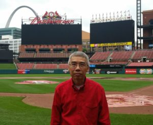 Cards director of IT Perry Yee