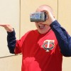 The Minnesota Twins will test virtual reality content for fans at a July 29 game at Target Field. Credit all photos: Minnesota Twins