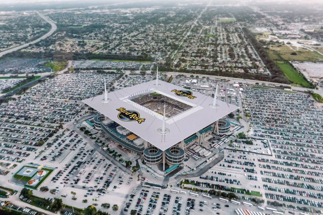 Dolphins Offer Sunpass Electronic Payment Parking Option For Nfl College Games