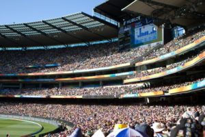 Melbourne Cricket Ground. Credit: MCG