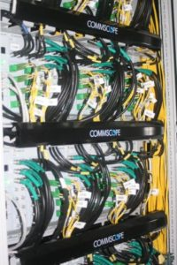 CommScope's ION-U powers the new DAS at Bank of America Stadium.