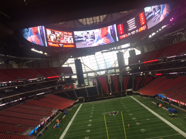 Chick-fil-A in new Falcons stadium will still be closed Sundays