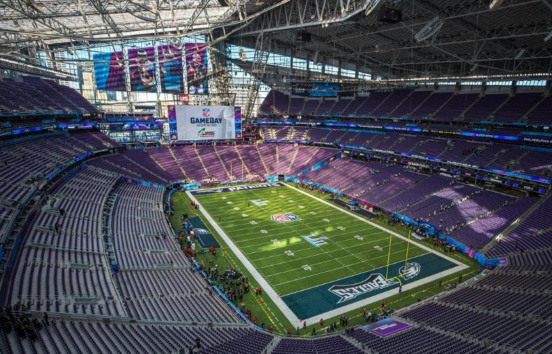 Fans use 16.31 TB of Wi-Fi data during Super Bowl 52 at U.S. Bank Stadium