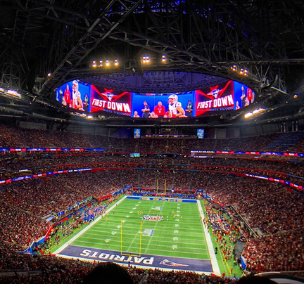 Super Bowl 53 smashes Wi-Fi record with 24 TB of traffic at