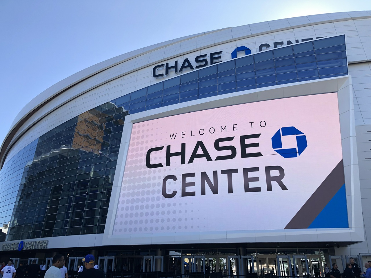 First Look: Inside Chase Center, the Golden State Warriors